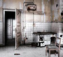 A kitchen  by Jean-Claude Dahn