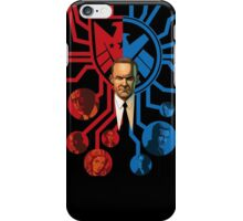 Shield Divided iPhone Case/Skin