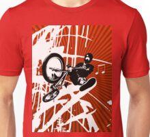 BMX Pop Art Red T-Shirt