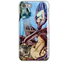 Love on a Launch Pad. iPhone Case/Skin