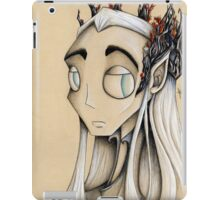 King of Mirkwood iPad Case/Skin