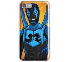 Blue Beetle iPhone Case/Skin