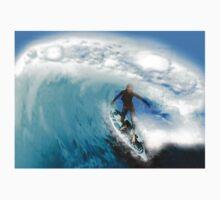 Surfer Girl by JayBakkerArt