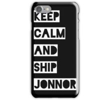 Jonnor The Fosters iPhone Case/Skin
