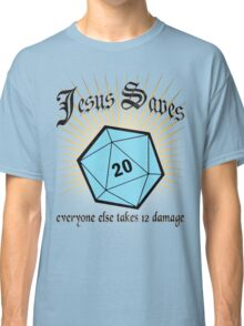 Jesus Saves Classic T-Shirt