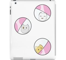 Capsule Cats iPad Case/Skin