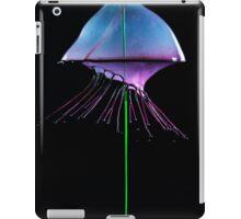 Blue Jellyfish iPad Case/Skin