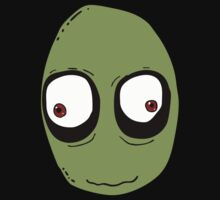 Salad fingers by RiverStone03