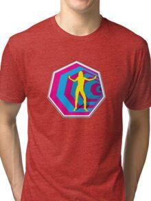 The Dance Tunnel Tri-blend T-Shirt