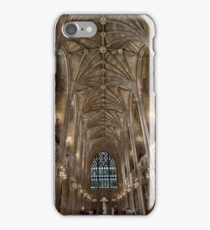 The John Rylands Library 1 iPhone Case/Skin