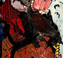 """Subway Life"" by Vincent von Frese"