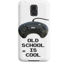 Old School Is Cool - Mega Drive Samsung Galaxy Case/Skin