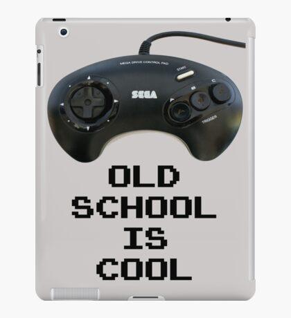 Old School Is Cool - Mega Drive iPad Case/Skin