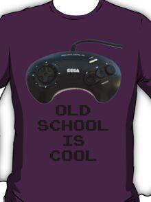 Old School Is Cool - Mega Drive T-Shirt