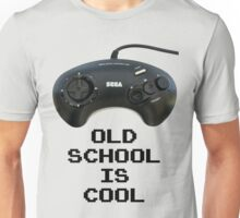 Old School Is Cool - Mega Drive Unisex T-Shirt