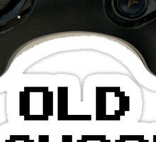 Old School Is Cool - Mega Drive Sticker