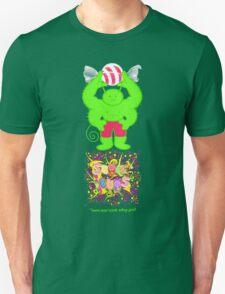 Sugar Bug 3 with logo  T-Shirt