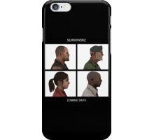 Left 4 Dead: Zombie Days iPhone Case/Skin