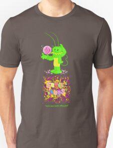 Sugar Bug 1 with logo  T-Shirt