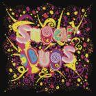 Sugar Bugs Title logo 1 by atombat