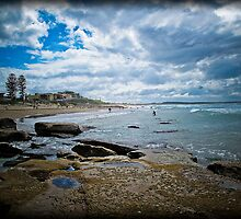Cronulla (Father & Son Collab) by David Petranker