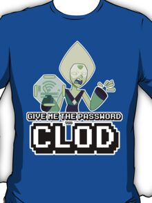Peridot Wifi Password T-Shirt