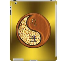 Leo & Ox Yin Wood iPad Case/Skin