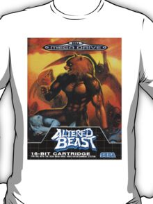 Altered Beast - Retro Mega Drive T-shirt T-Shirt