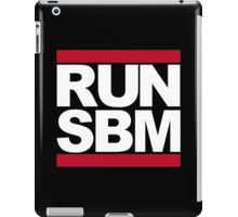 RUN SBM iPad Case/Skin