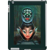 Crop Circles iPad Case/Skin