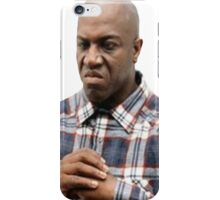 Fight Me (No background) iPhone Case/Skin