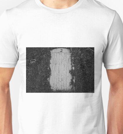 White gate (No. 2) Unisex T-Shirt