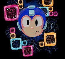 Jumpin' Gemini, Mega Man! by BlakeGarnsey