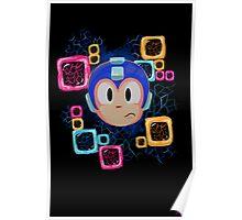 Jumpin' Gemini, Mega Man! Poster