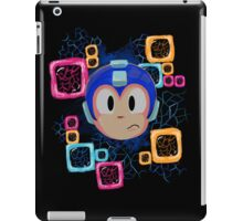 Jumpin' Gemini, Mega Man! iPad Case/Skin