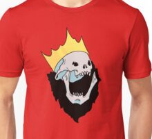 Royalty,  death to the king Unisex T-Shirt