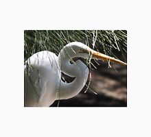 Great Egret - Perth Zoo Unisex T-Shirt