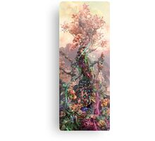 Phosphorus Tree Metal Print