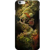 Organic Structure 1 iPhone Case/Skin