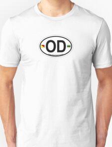 Ocean Drive - South Carolina.  Unisex T-Shirt