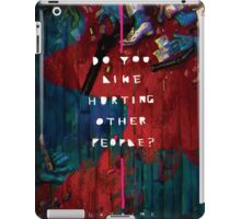 Hotline Miami Artwork iPad Case/Skin