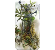 Organic Structure 2 iPhone Case/Skin