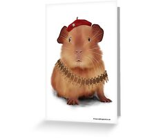 GeePee - Revolutionary Greeting Card