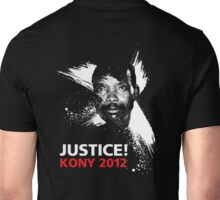 JUSTICE! KONY 2012 Unisex T-Shirt