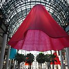 Soft Spin, Sculptural and Sound Installation, Heather Nicol, Artist, Brookfield Place, New York City by lenspiro