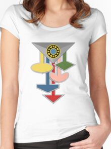 Time Force! Women's Fitted Scoop T-Shirt