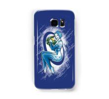 Space PinUp Samsung Galaxy Case/Skin