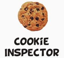 Cookie Inspector Kids Clothes
