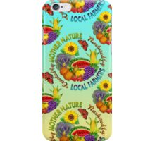 Mother Nature's Bounty iPhone Case/Skin