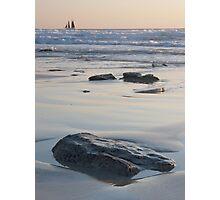 Broome Sailboat Photographic Print